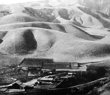 La Habra circa 1920 AD